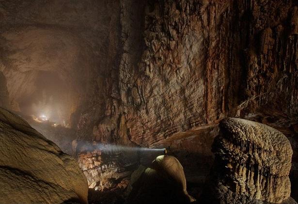 Caverna Son Doong, Vietnã