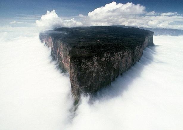 Monte Roraima, Brasil/Venezuela/Guiana