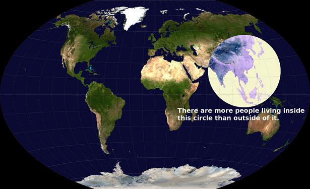 40 mapas que irão te ajudar a compreender melhor o mundo