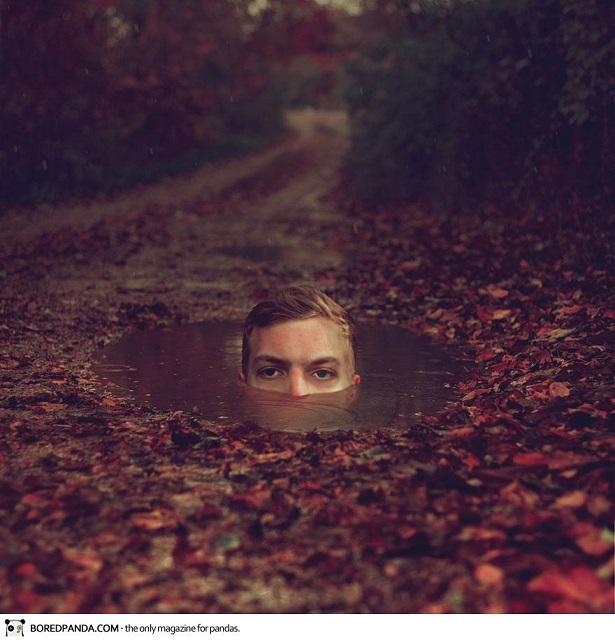 As impactantes fotografias de um jovem fotógrafo que seguiu seus sonhos
