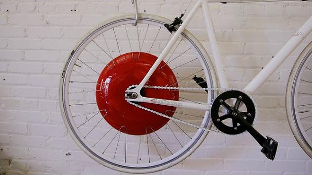 A Copenhagen Wheel veio para revolucionar de vez a forma de se locomover