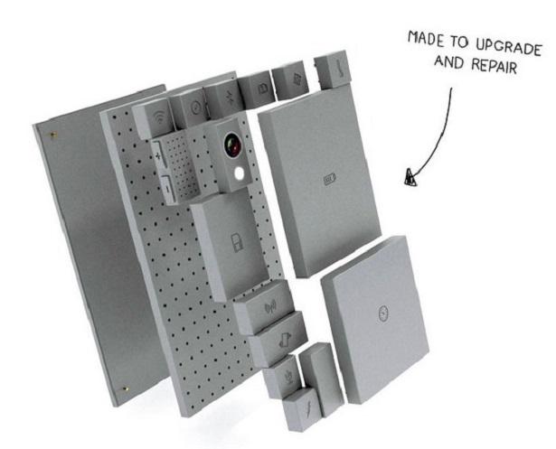 Será o Phonebloks o futuro dos aparelhos celulares?