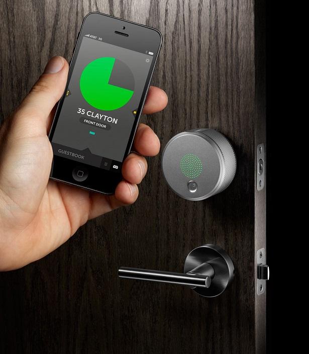 Transforme seu celular nas chaves de sua casa com o August Smart Lock