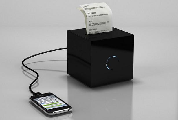 Já imaginou poder imprimir um SMS que você guarda no celular há algum tempo?