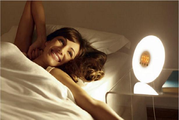 O despertador que veio para te deixar mais disposto com um acordar mais natural