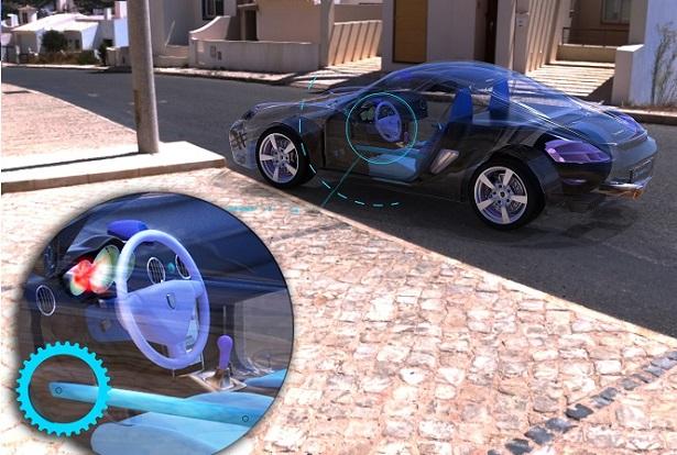 Inventor brasileiro cria o sensor lateral de estacionamento junto ao meio-fio