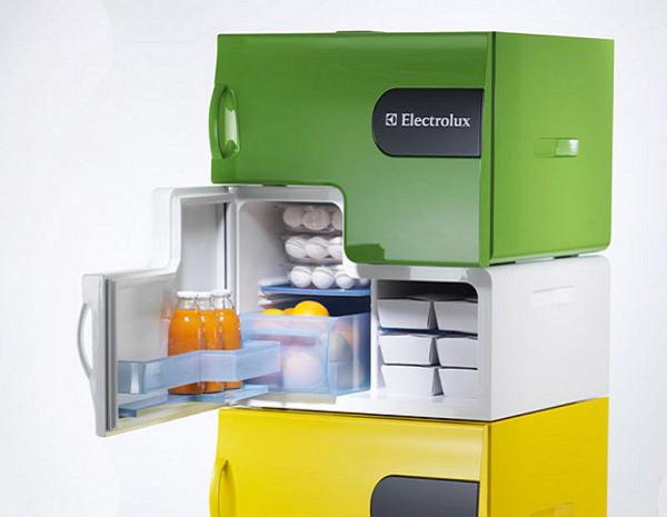 Dividindo a casa? Esta geladeira premiada é a melhor invenção que você vai ver hoje!