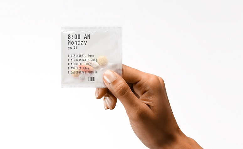 A partir de agora, você não vai mais se esquecer de tomar seus remédios. Nunca mais!