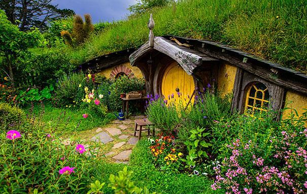 As 17 Casas De Campo Mais Mágicas Que Você Já Viu. Não Deixe A Magia Morrer!