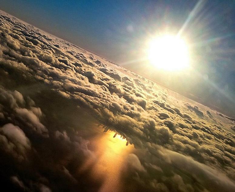 Aqui estão os 26 motivos para você sempre pedir um assento na janela do avião. #20 é meu favorito!