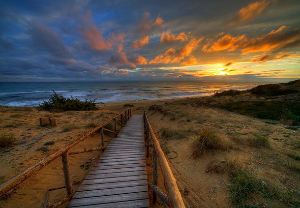 25 lugares para assistir ao pôr do sol antes de morrer