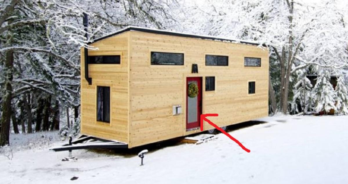Esta Casa Dos Sonhos Custou Apenas 22.000 Dólares. Espere Até Você Ver Por Dentro… Uau!