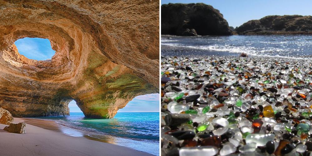 As 17 Praias Mais Raras Do Mundo