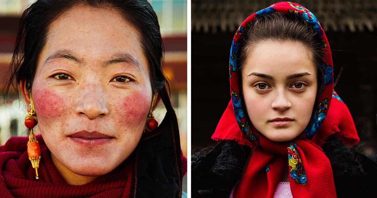 Ela Fotografou Mulheres De 37 Países Do Mundo Para Provar Que A Beleza Está Em Toda Parte