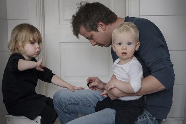 Isto É O Que Acontece Quando Os Homens São Autorizados A Tirar 480 Dias De Licença-Paternidade