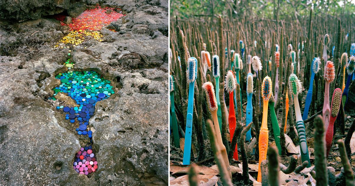 Essa Arte A Partir Do Lixo Que Esse Mexicano Faz É Impressionante