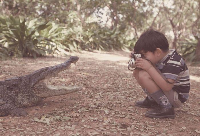 40 Fotógrafos Capazes De Fazer Qualquer Coisa Pela Foto Perfeita