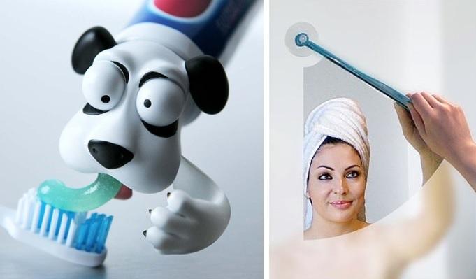 Os 25 Itens Mais Legais Para O Seu Banheiro -> Acessorios Banheiro Moderno