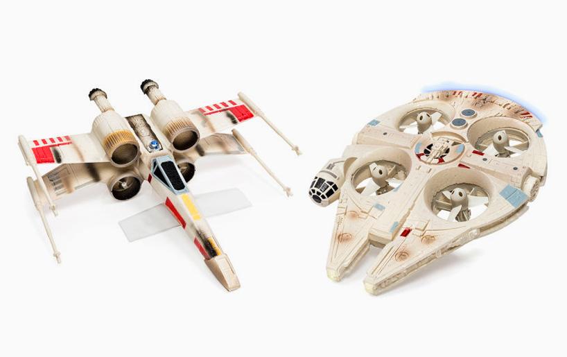 Star Wars Revela Seus Drones Para Fãs