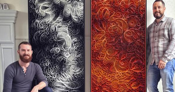 Dupla Faz Algo Absolutamente Novo Com Tela De Pintura