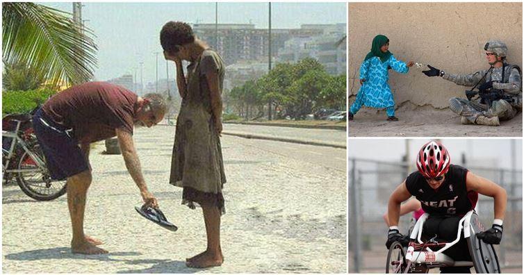27 Fotos Que Vão Restaurar A Sua Fé Na Humanidade