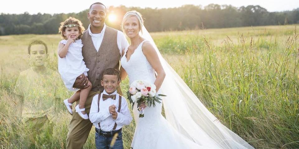 Ela Não Podia Imaginar Tirar Uma Foto De Casamento Sem O Filho Falecido