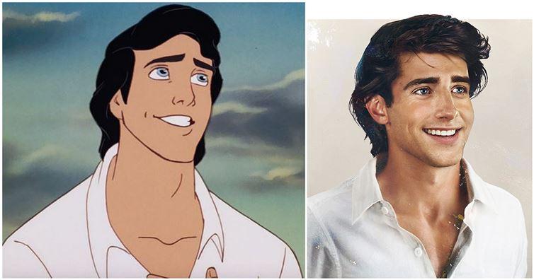 Veja Como Seriam Os Príncipes Da Disney Na Vida Real