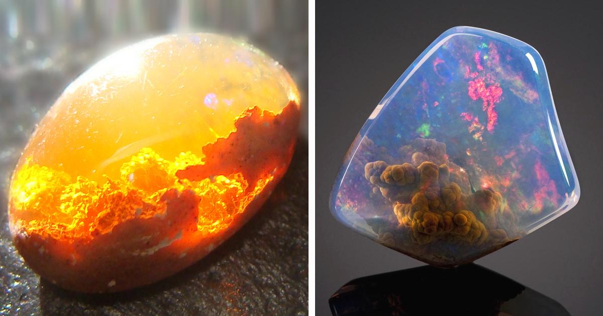 25 Minerais e Pedras Espetaculares