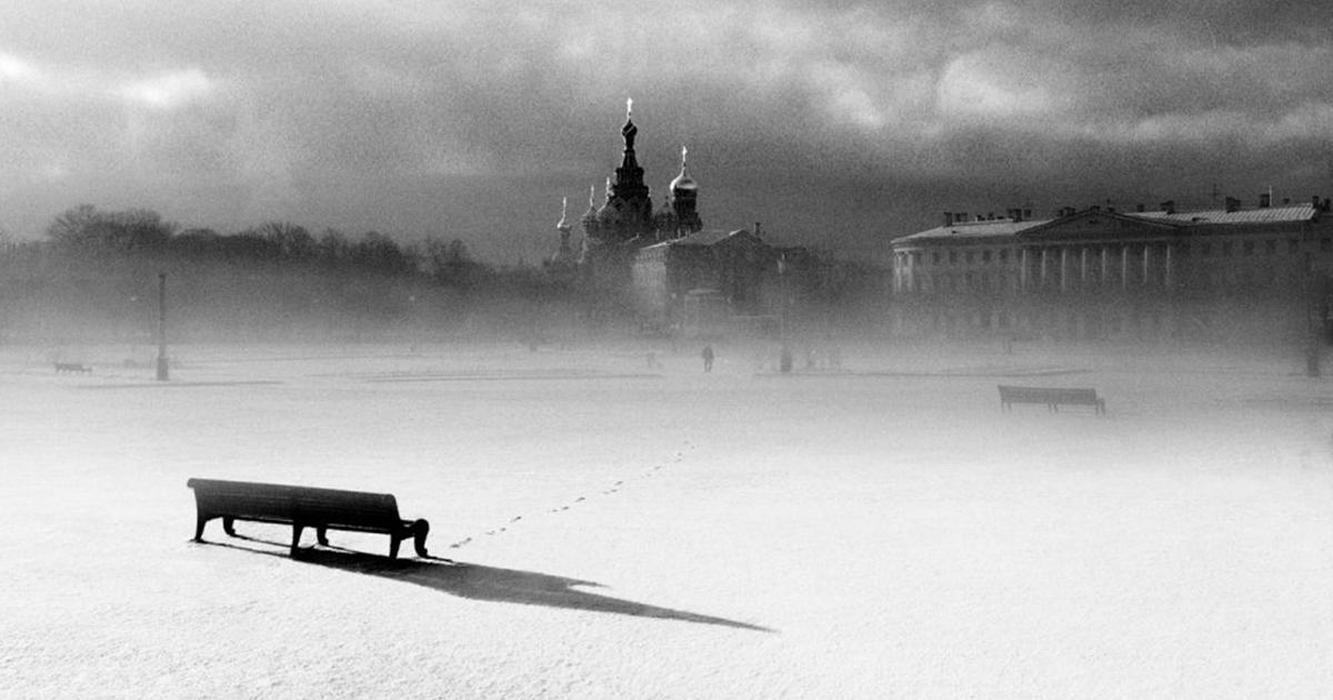 A Beleza Do Inverno Capturada Em Imagens Minimalistas