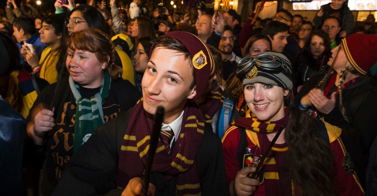 23 Fotos Mágicas Do Novo Parque Do Harry Potter
