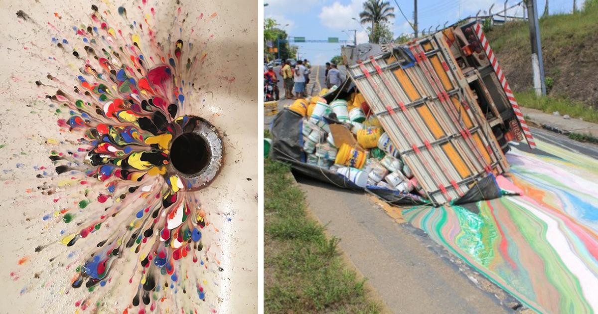 12 Vezes Que A Arte Acidental Ficou Melhor Do Que A Arte Intencional