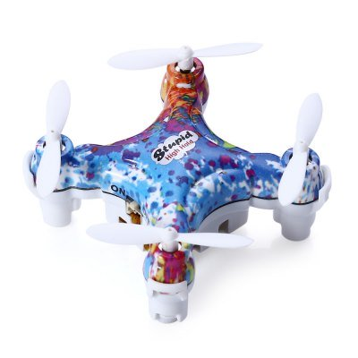 Este Mini Drone Cabe No Bolso E É Diversão Garantida