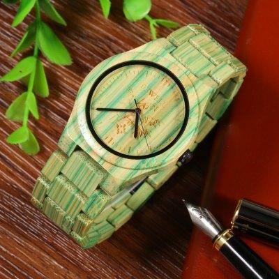 Este Relógio De Bambu Vai Impressionar Seus Amigos