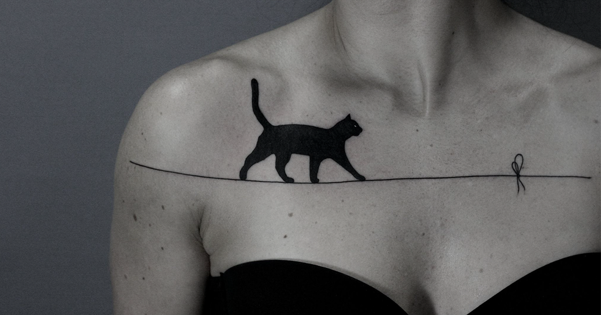 As Tatuagens Surreais Deste Artista Bielorruso Vão Te Deixar Com Vontade De Tatuar Agora
