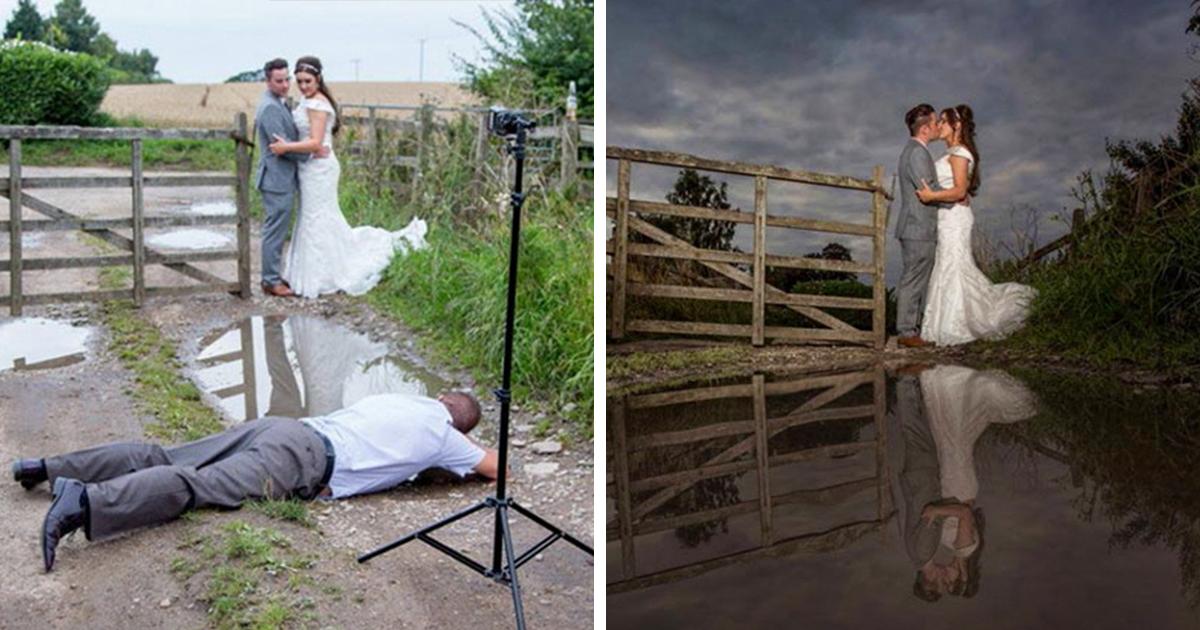 15 Fotos Que Provam Que Fotógrafos De Casamento São Loucos