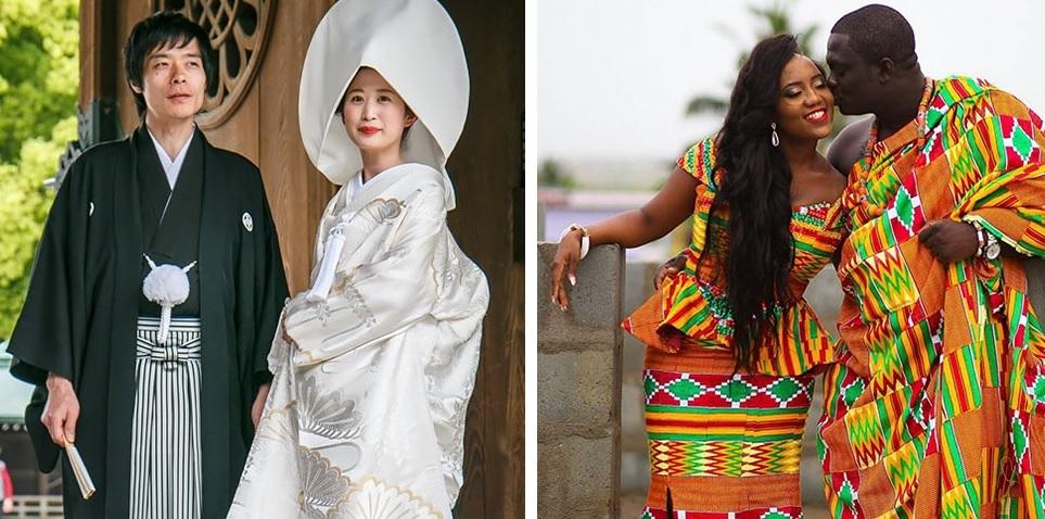 Veja Como São Os Trajes De Casamento Tradicionais Ao Redor Do Mundo