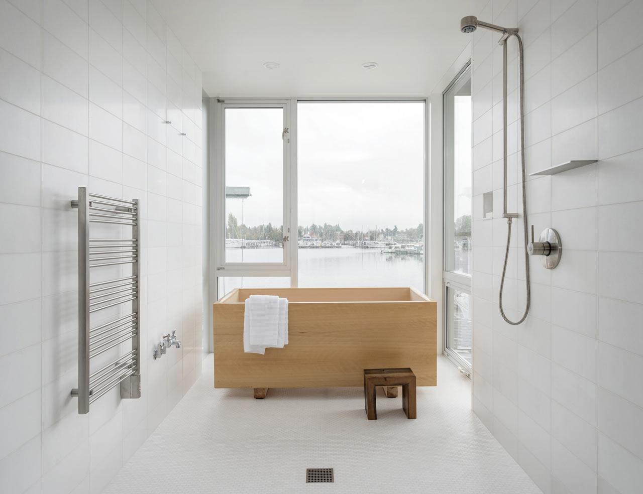 10 Banheiros Minimalistas Dos Sonhos