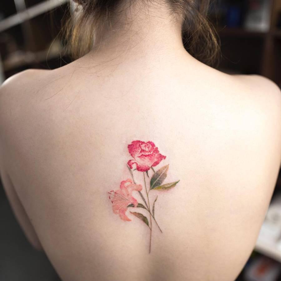 7 Tatuagens Pequenas Inspiradas Na Natureza
