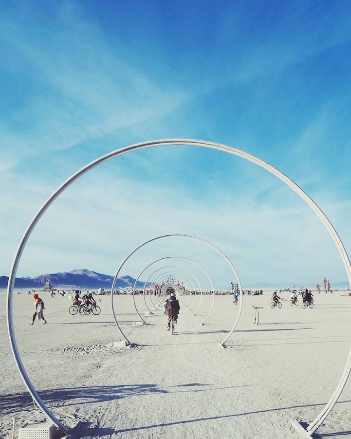 27 Fotos Do Burning Man De 2016 Que Capturam Sua Cultura Criativa E Despreocupada
