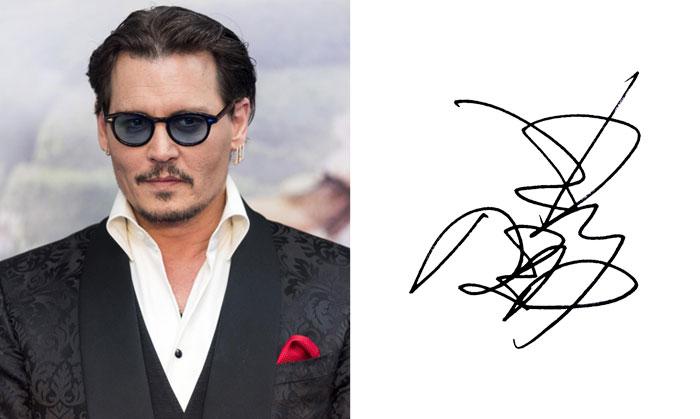 Fizemos a lista dos mais interessantes autógrafos de celebridades