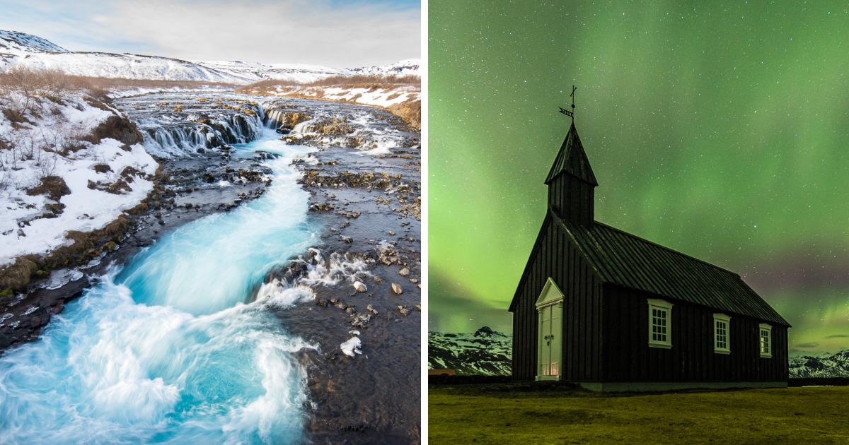 Aventuras islandesas:  uma viagem para a terra dos deuses, trolls e elfos