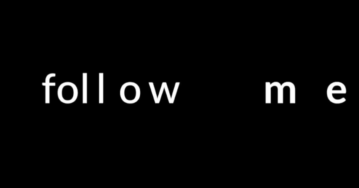 """Designer gráfico cria tipografias inteligentes que mostram """"o verdadeiro significado"""" das palavras"""