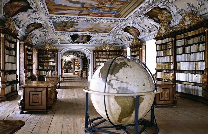 Por dentro das mais belas bibliotecas do mundo