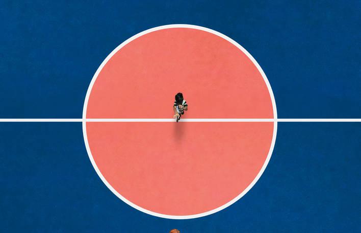 Essas 11 fotos minimalistas são de hipnotizar