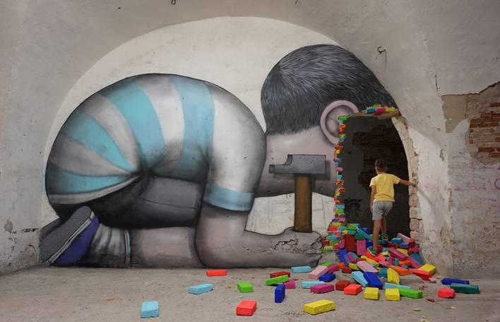 Vauban, o mais novo museu de arte de rua inaugurado na França