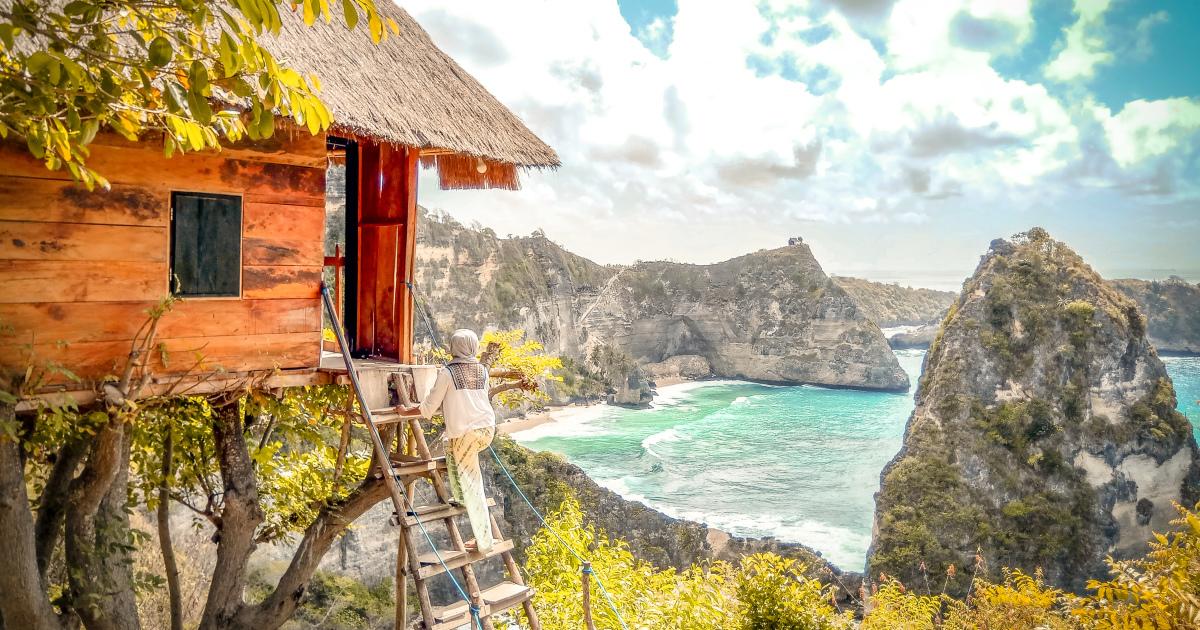 9 fotos de Nusa Penida, uma ilha na Indonésia