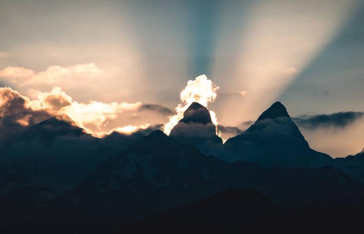 Fotografias impressionantes dos Alpes Franceses
