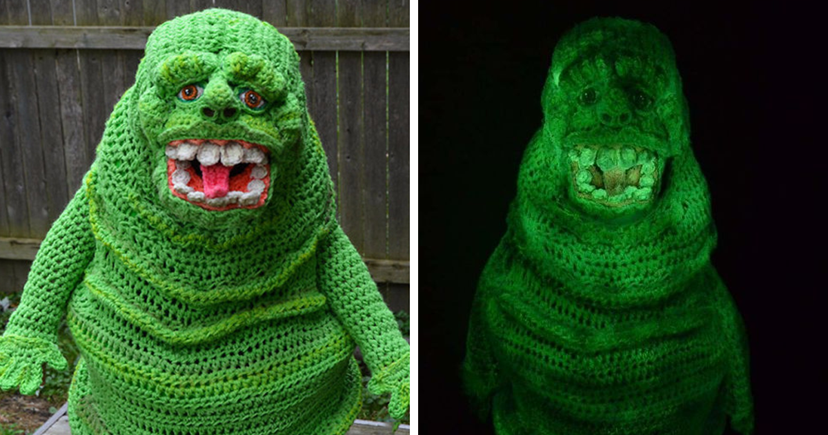 9 fantasias de Halloween feitas de crochê que fiz para minhas crianças