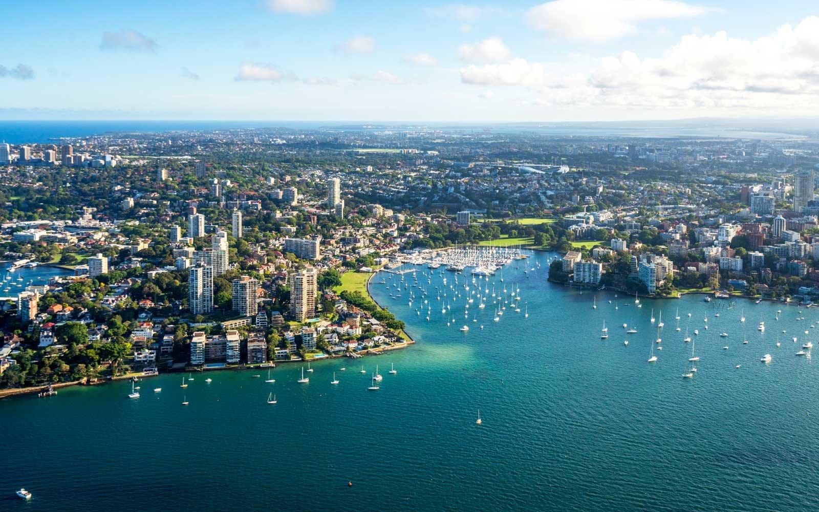 As melhores cidades da Austrália, Nova Zelândia e do Pacífico Sul eleitas em 2018