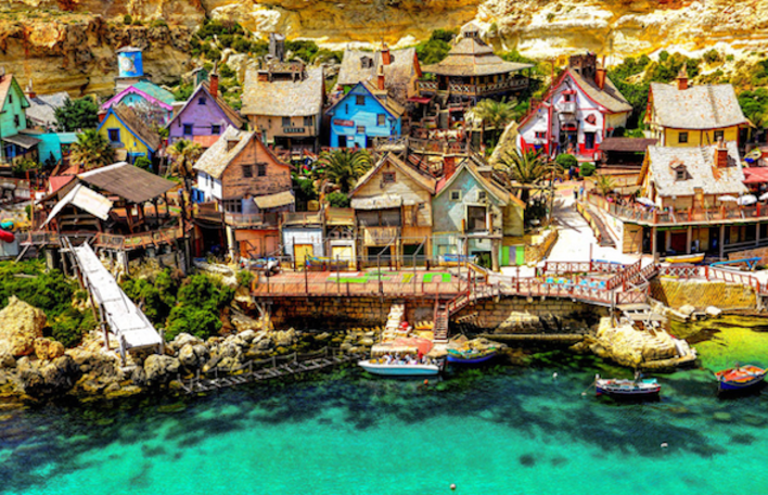 Conheça as 12 pequenas vilas mais bonitas ao redor do mundo